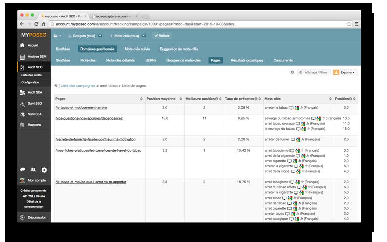 audit-pages