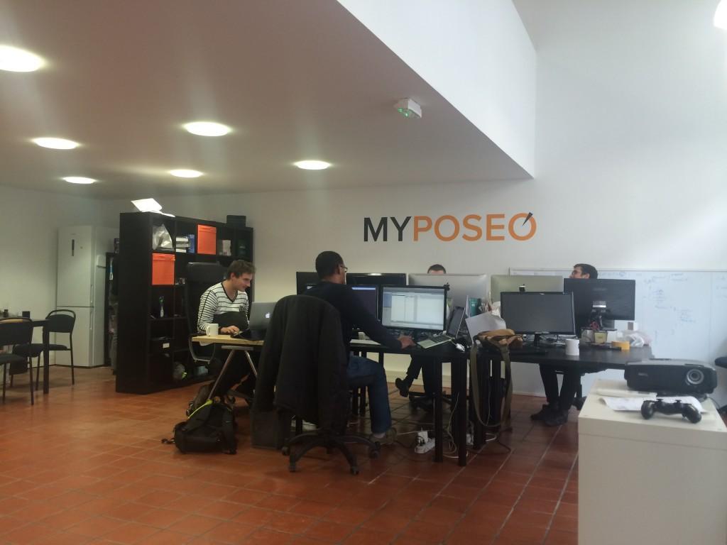 myposeo office paris france