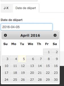 date-depart
