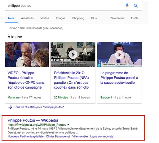 Résultat de recherche Philippe Poutou